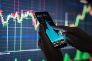 Trading Strategien auf Handy