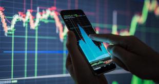 Trading Strategien auf Handy
