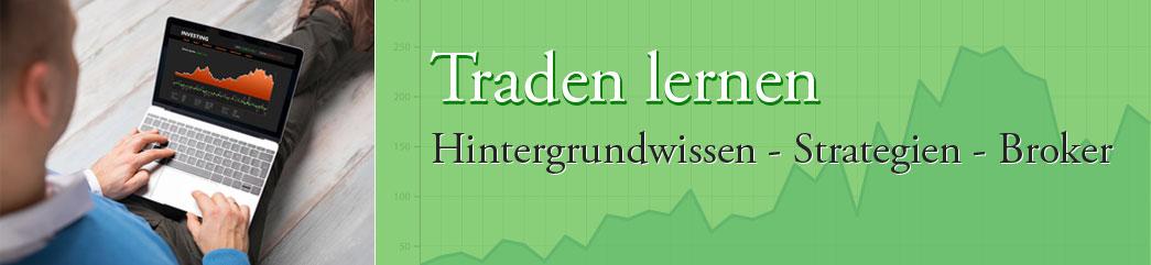 Traden lernen